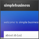 SimpleBusiness Theme - ThemeForest Item for Sale