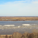Floating Ice On The River - VideoHive Item for Sale