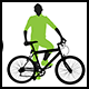 Bike Silhouettes - GraphicRiver Item for Sale