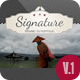 Signature - Resume / CV Portfolio Html Template Nulled