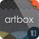 ArtBox - Creative Scrolling Portfolio Template - ThemeForest Item for Sale