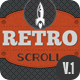 Retro Scroll - Creative One Page Html Template Nulled