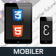 Mobiler Mobile | Mobile Template - ThemeForest Item for Sale