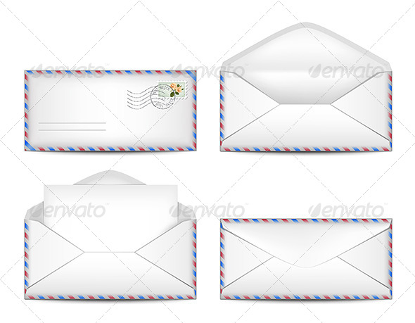 Envelopes - Communications Technology