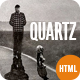Quartz - Coming Soon Html5 Template Nulled