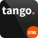 Tango - Responsive HTML5 Template - ThemeForest Item for Sale