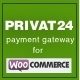 Privat24 Payment Gateway for WooCommerce - CodeCanyon Item for Sale