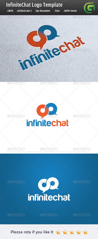 Infinitechat - Symbols Logo Templates