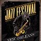 Jazz Poster - Flyer Design - GraphicRiver Item for Sale