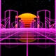 Retrowave Sun - VideoHive Item for Sale