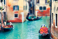 Little canal with boats - PhotoDune Item for Sale