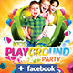 Kids Party Flyer Template 2.0 - GraphicRiver Item for Sale