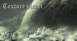 Texture planet
