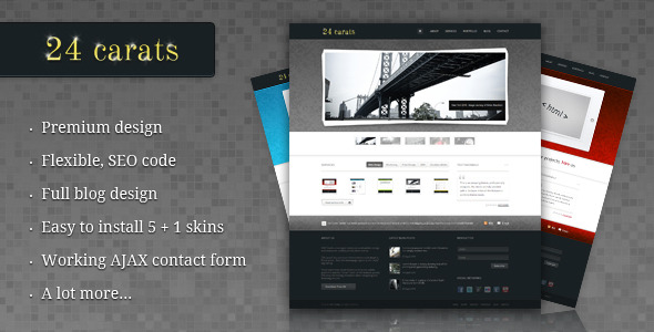 Free Download 24 Carats - Gold Edition Nulled Latest Version