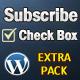 Subscribe Check Box