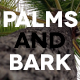 Palms And Bark - VideoHive Item for Sale