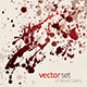Splattered Blood Stains - GraphicRiver Item for Sale