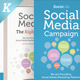 Social Media Marketing Roll-up Banners - GraphicRiver Item for Sale