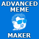 Advanced Meme Maker