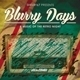 Blurry Days - Retro Flyer / Poster - GraphicRiver Item for Sale