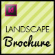 A4 Landscape Brochure/Look Book InDesign Template - GraphicRiver Item for Sale