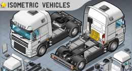 Isometric Vehicles