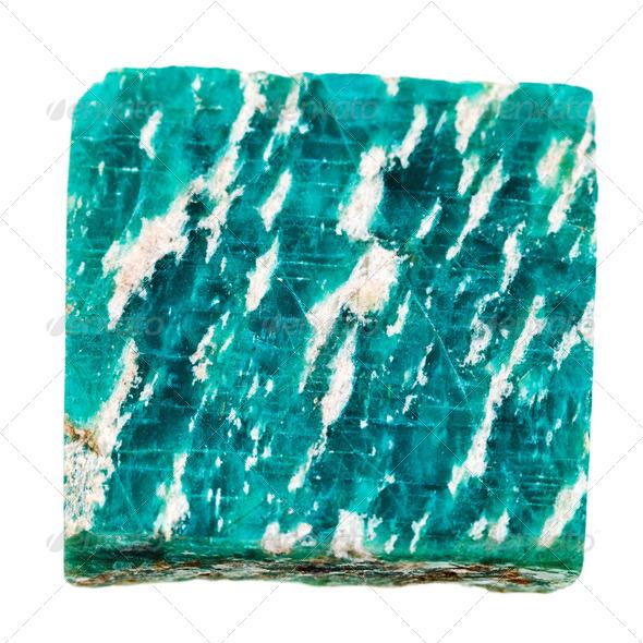 Amazonite mineral - Stock Photo - Images