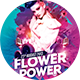 Flower Power Flyer - GraphicRiver Item for Sale