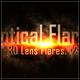 Optical Flares - 30 Lens flares .v2 - GraphicRiver Item for Sale