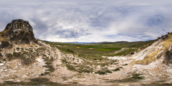 HDRI - Field 1 - 3DOcean Item for Sale
