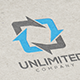 Unlimited Logo - GraphicRiver Item for Sale