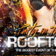Party in the Rooftop | Flyer + Facebook Cover - GraphicRiver Item for Sale