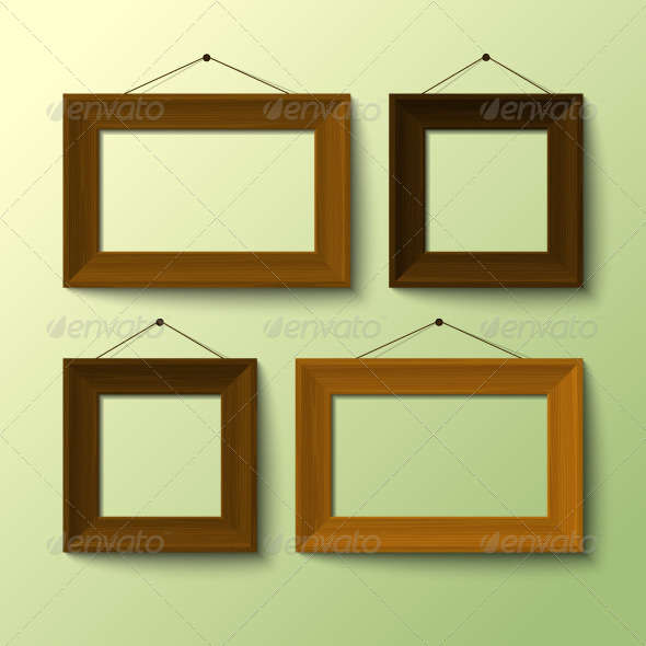 Frames for Your Objects by Pushkarevskyy | GraphicRiver
