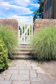 Stone Path to Garden Gate - PhotoDune Item for Sale