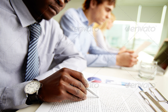 Diversity in business - Stock Photo - Images