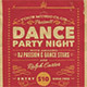 Vintage Style Typography Flyer  - GraphicRiver Item for Sale