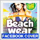 Beach Wear Party Flyer - GraphicRiver Item for Sale