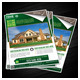 Creative Real Estate Flyer - GraphicRiver Item for Sale