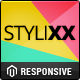 Responsive Magento Theme - Stylixx Asian Fashion Nulled