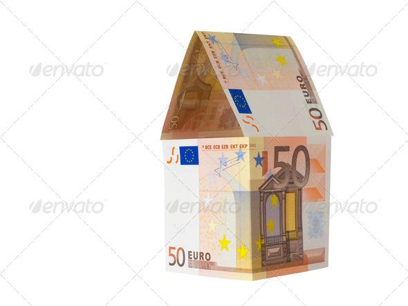 Euro House - Stock Photo - Images