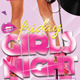 Girls Night Flyer Template - GraphicRiver Item for Sale