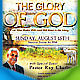Glory of God Church Flyer - GraphicRiver Item for Sale