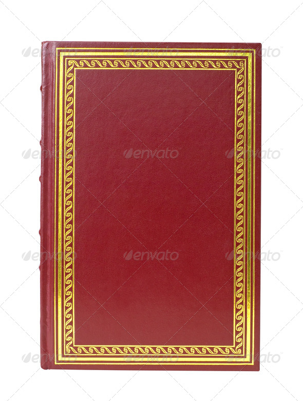 Red Book - Stock Photo - Images