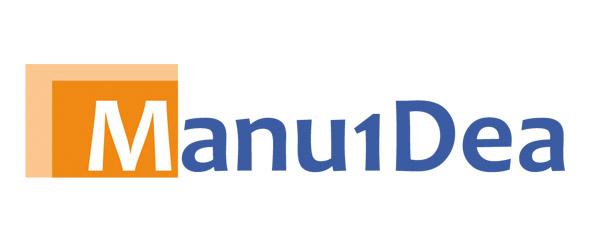 Manu1dea logo cover