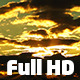 Sunset Over The Forest Time Lapse 1 - VideoHive Item for Sale