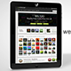 2-in-1 3D Tablet and Smartphone Display - VideoHive Item for Sale