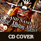 CD Cover and Jewel Case Artwork - GraphicRiver Item for Sale