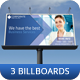 Creative Corporate Billboard Vol 1 - GraphicRiver Item for Sale