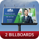 Creative Corporate Billboard Vol 2 - GraphicRiver Item for Sale