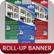 Multipurpose Roll-Up Banner Vol 1 - GraphicRiver Item for Sale